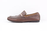 Johnston and Murphy Italian handcrafted leather summer loafers