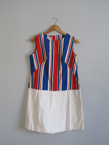 Union Jack summer playsuit or romper by Miami Originals