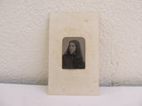 Victorian tintype of Amelia Gaylord by Bet. Jay & Lawrence sts, Brooklyn