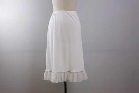 White skirt slip by Kayser size M