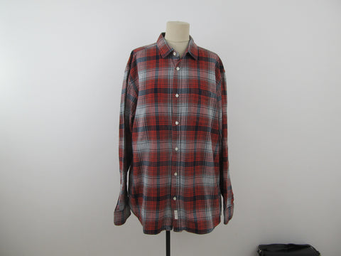 Roots lumberjack shirt 2XL