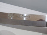 Prince Devonshire Stainless Steel carving knife, Japan
