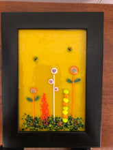 Load image into Gallery viewer, Fused Glass Floral Pictures