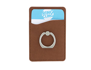 Card Cling with Ring