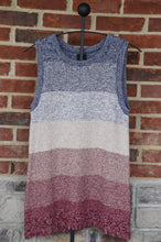 Load image into Gallery viewer, CLEARANCE Calva Sweater Tank