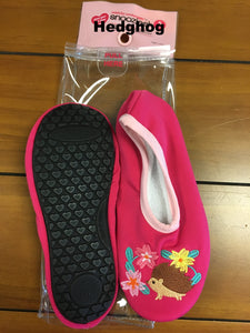 Snoozies Summer Slippers with Hard soles