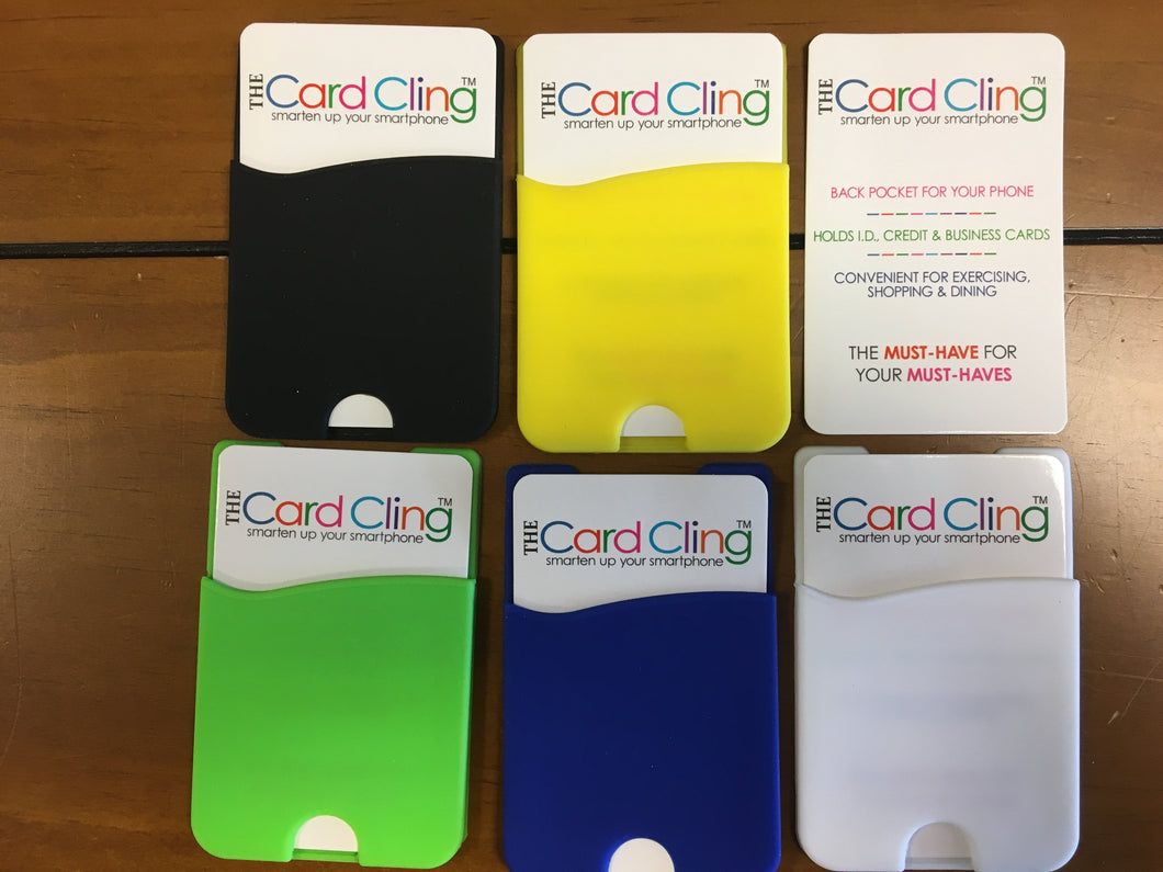 Card Cling For Phones
