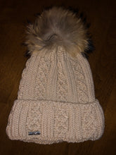Load image into Gallery viewer, Knit Hat with removable Pom Pom