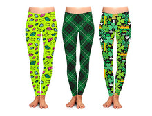Load image into Gallery viewer, St. Patrick's Leggings