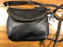 Load image into Gallery viewer, Leather Cross Body Bag