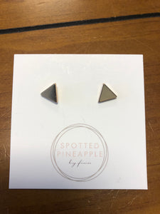 Tiny Shapes Earrings