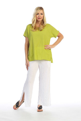 CLEARANCE Garment Dyed Gauze Top
