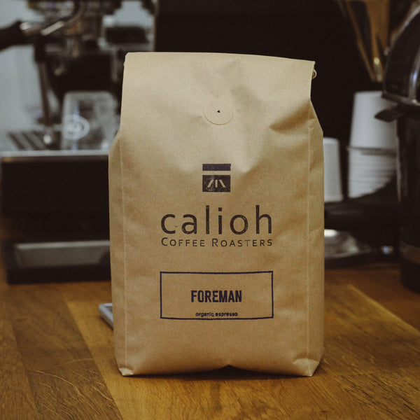 Calioh Coffee Foreman Wholesale