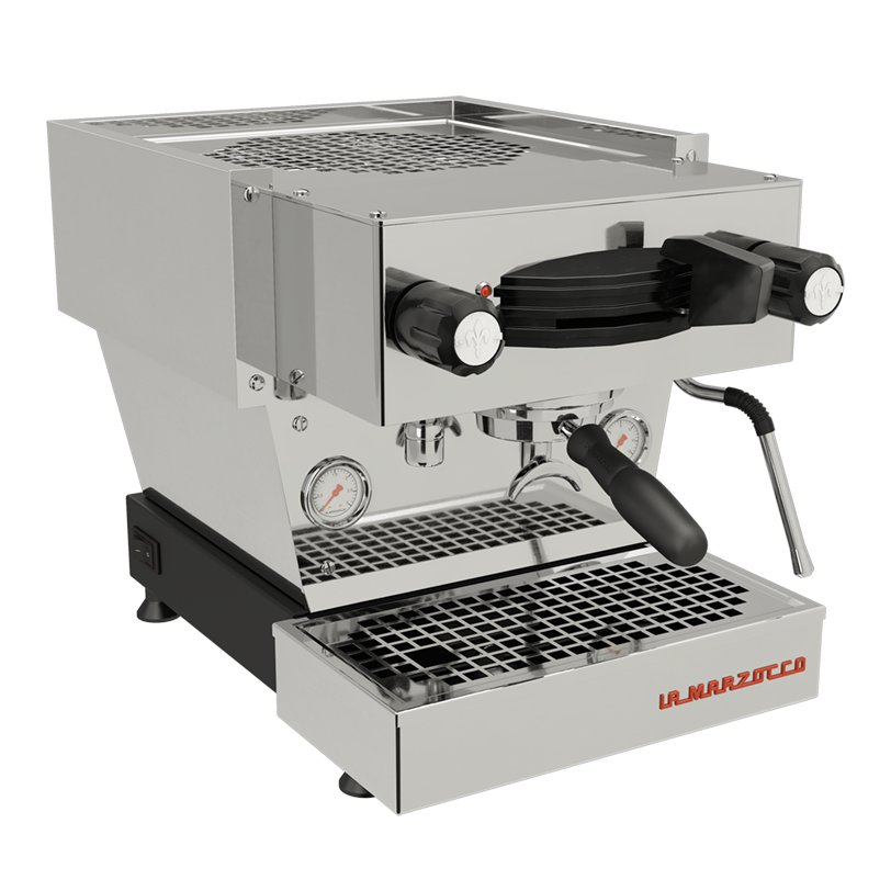 la marzocco linea mini espresso machine stainless steel