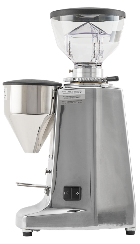 la marzocco mazzer lux d grinder stainless steel