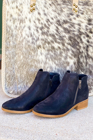 MIA Cliff Bootie in Black