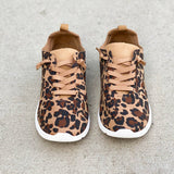 Not Rated Mayo Sneaker in Leopard