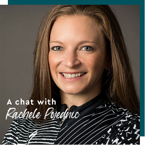 Sleep and diet myth-busters with Rachele Pojednic