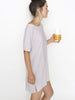 Night-Tee Sleep Dress - Warm Tile