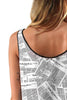 Scooped Tank - Newspaper