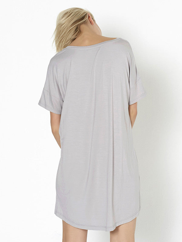 Night Tee Sleep Dress - Twilight – RECLINER - photo#46