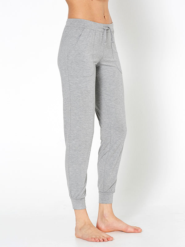 Sleep Pant - Brushed Grey