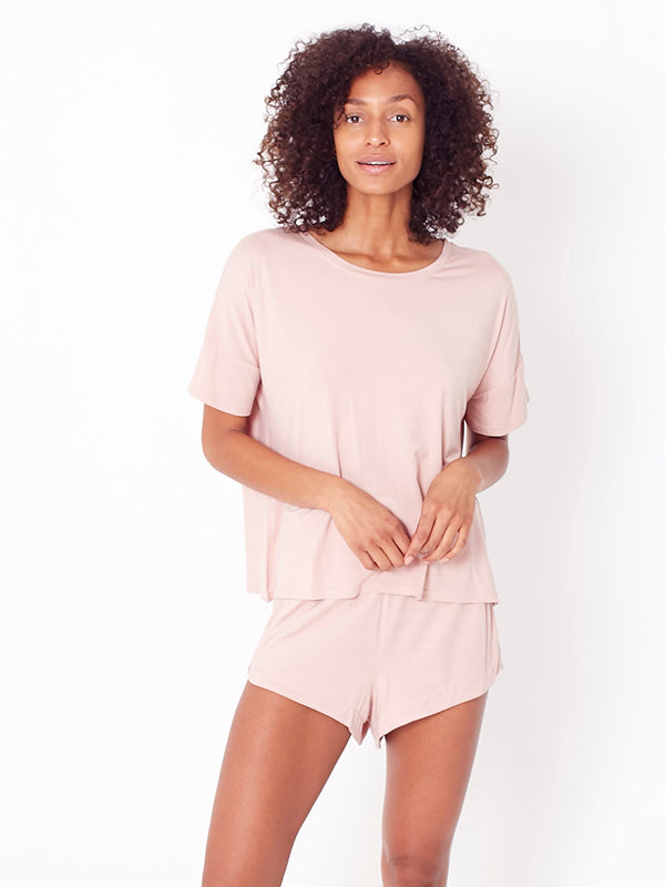 Sleep Tee T-Shirt - Blush