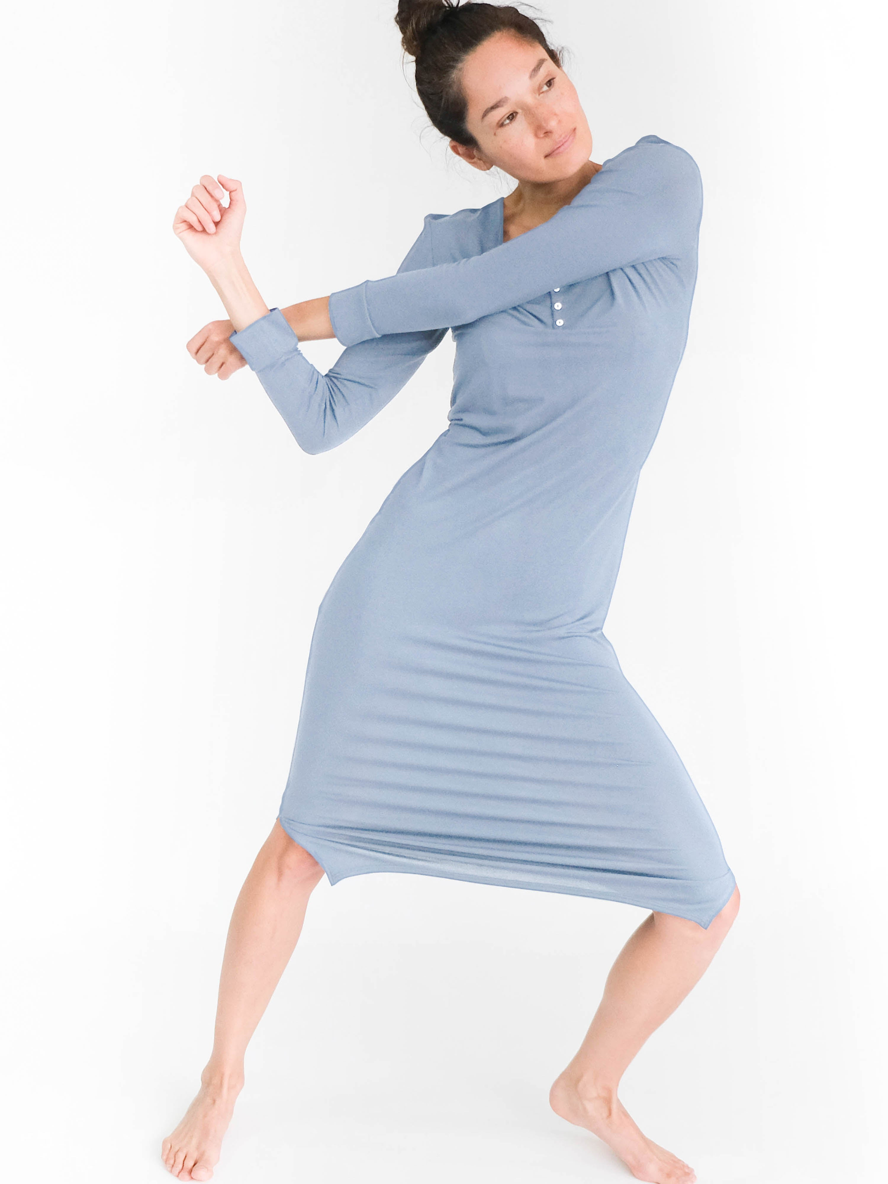 Soothing Sleep Dress™ - Cool Blue