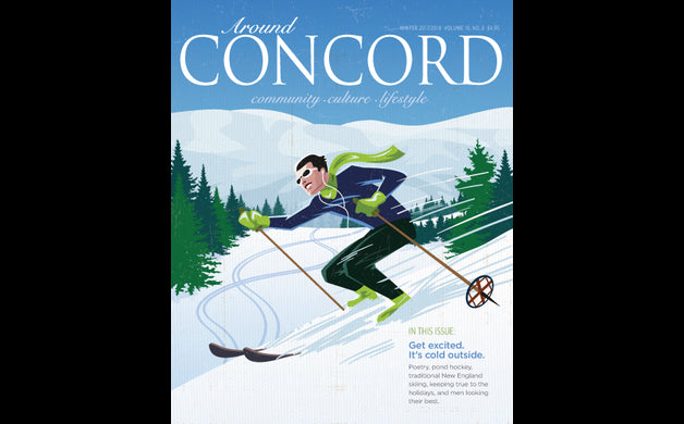 Around Concord Magazine 1 Year Subscription