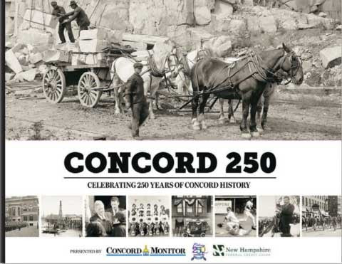 Concord 250: Celebrating 250 Years of Concord History