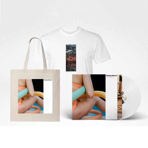 No Home Record Tote Bag & Music Bundles