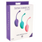 Sincerely ''Kegel'' Exercise System -3Pk