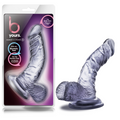 B Yours Sweet N' Hard 6.5'' Dildo -Clear