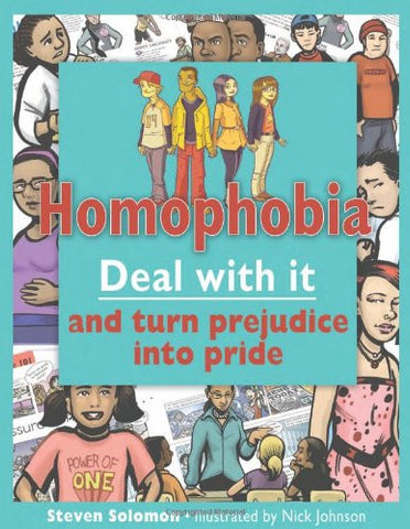 Homophobia: Deal With It