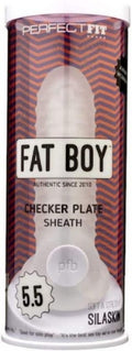 PF -Fat Boy ''Checker Plate'' Sheath 5.5
