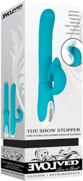 Evolved ''The Show Stopper'' Vibe -Teal
