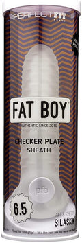 PF -Fat Boy ''Checker Plate'' Sheath 6.5