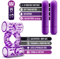 Dbl Play ''Dual Vibrating'' C/Ring -Pur