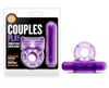 Couples Play ''Vibrating C/Ring'' -Pur