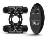 Performance Plus Double Thunder Rechargeable Cock Ring