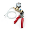 LA Pump Deluxe Hand Pump with Pressure Gauge