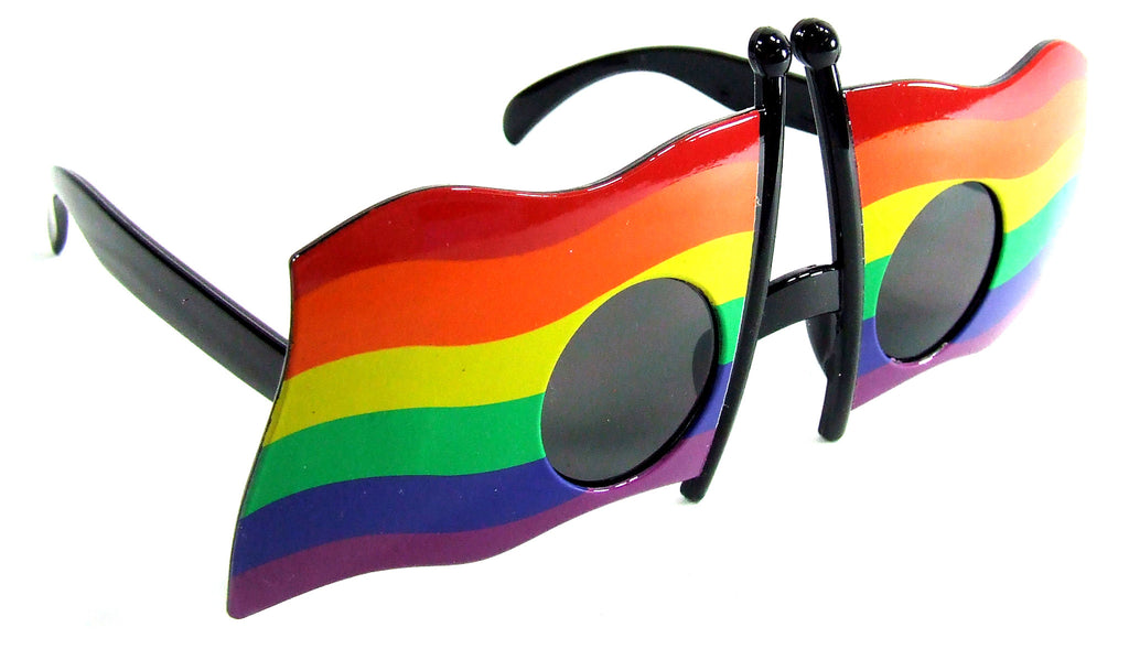 Pride Flag Sunglasses