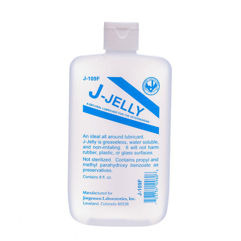 J-Jelly Lubricant 8 oz
