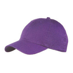 KNP Chino Twill Cap Purple