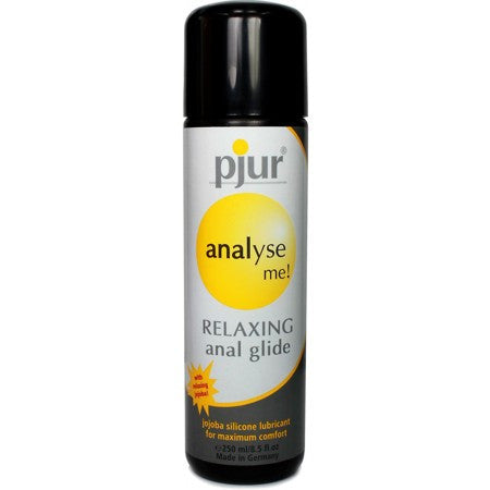 Pjur Analyse Me Silicone Lubricant