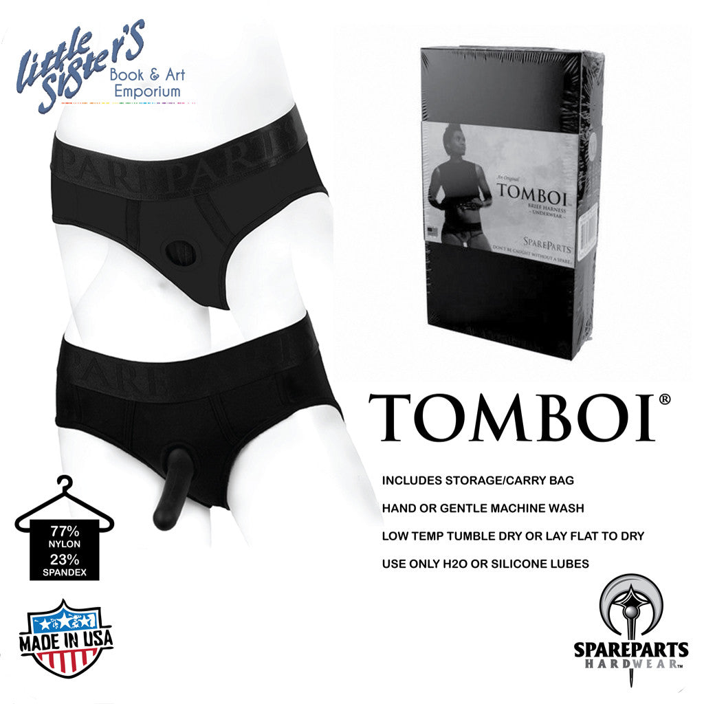 Spareparts Tomboi Brief Harness