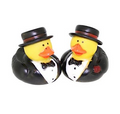 Groom ''Rubber Duckie'' Cake Topper