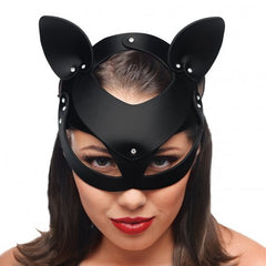 Tailz Cat Tail Anal Plug and Mask Set