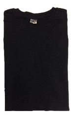 Ajaxx63 Barefront Black Athletic T-Shirt