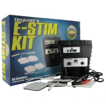 Zeus Beginner's E-Stim Kit